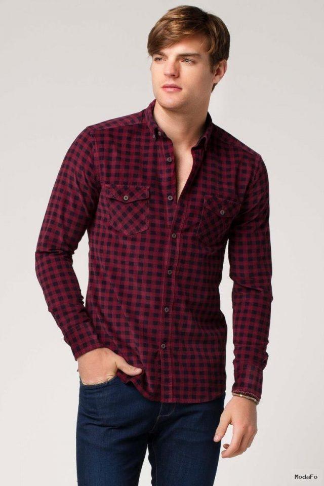 Erkek Giyimde Gömlek Hakimiyeti