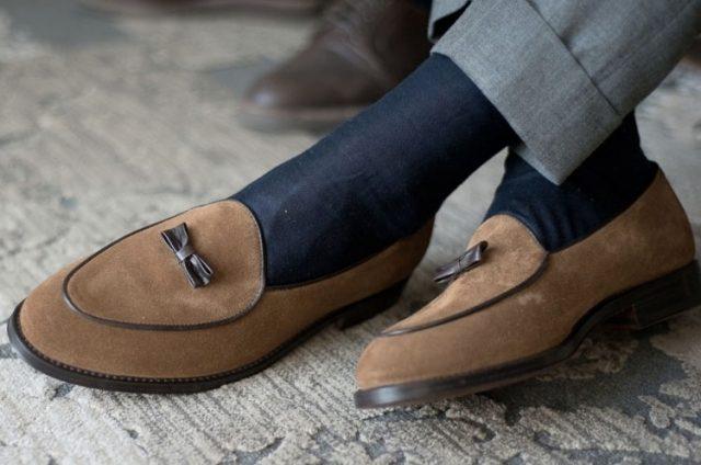 Mokasen Ayakkabı Nasıl Giyilir?