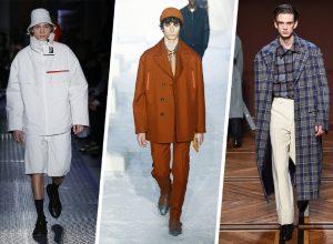 Erkek Giyiminde Sonbahar Kış Trendleri