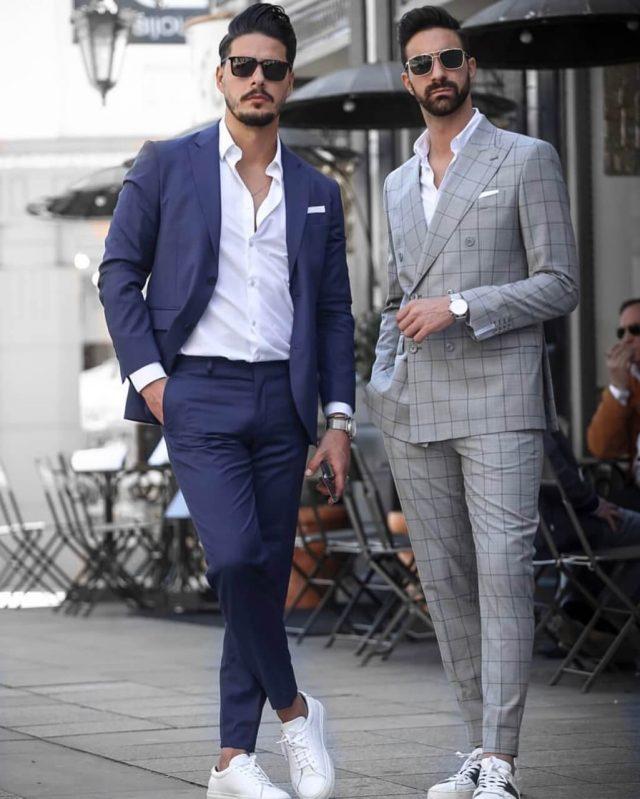 2020 Erkek Elbise Modası