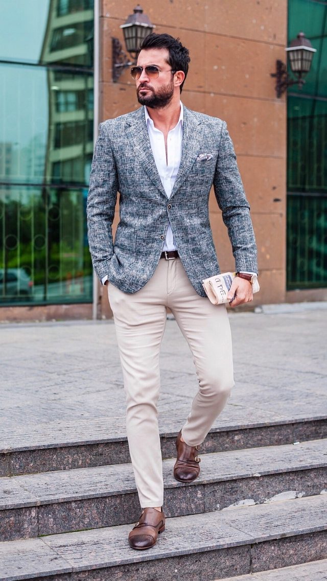 2020 Erkek Giyim Modası