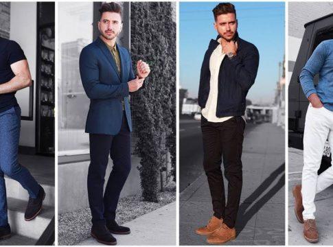 2020 Erkek Pantolon Modası