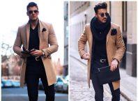 Kahverengi İle Uyumlu Renkler Giyim Erkek
