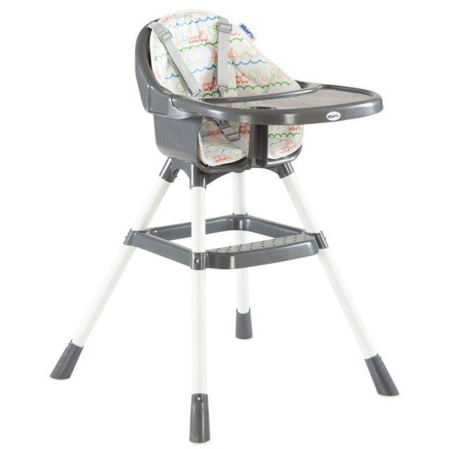 Bebekler İçin Mama Sandalyesi