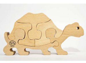 Ahşap Puzzle Oyuncak Modelleri