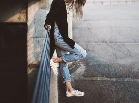 Casual Giyim Tarzı